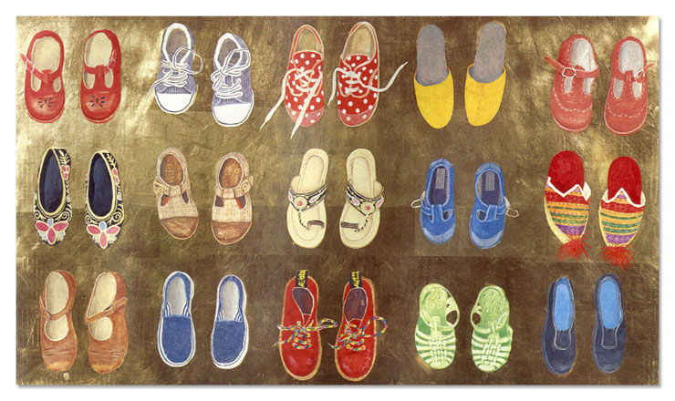 Collection 1 (Shoes)
