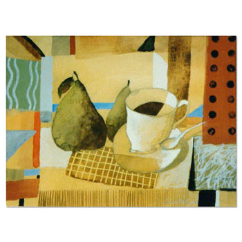 Coffee and Pears